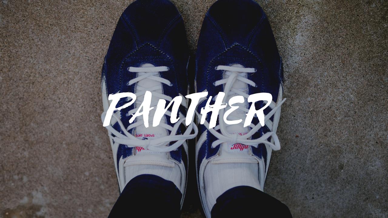 """日本製のお洒落スエードスニーカー。Panther(パンサー)「GT DELUXE """"made in JAPAN""""」"""
