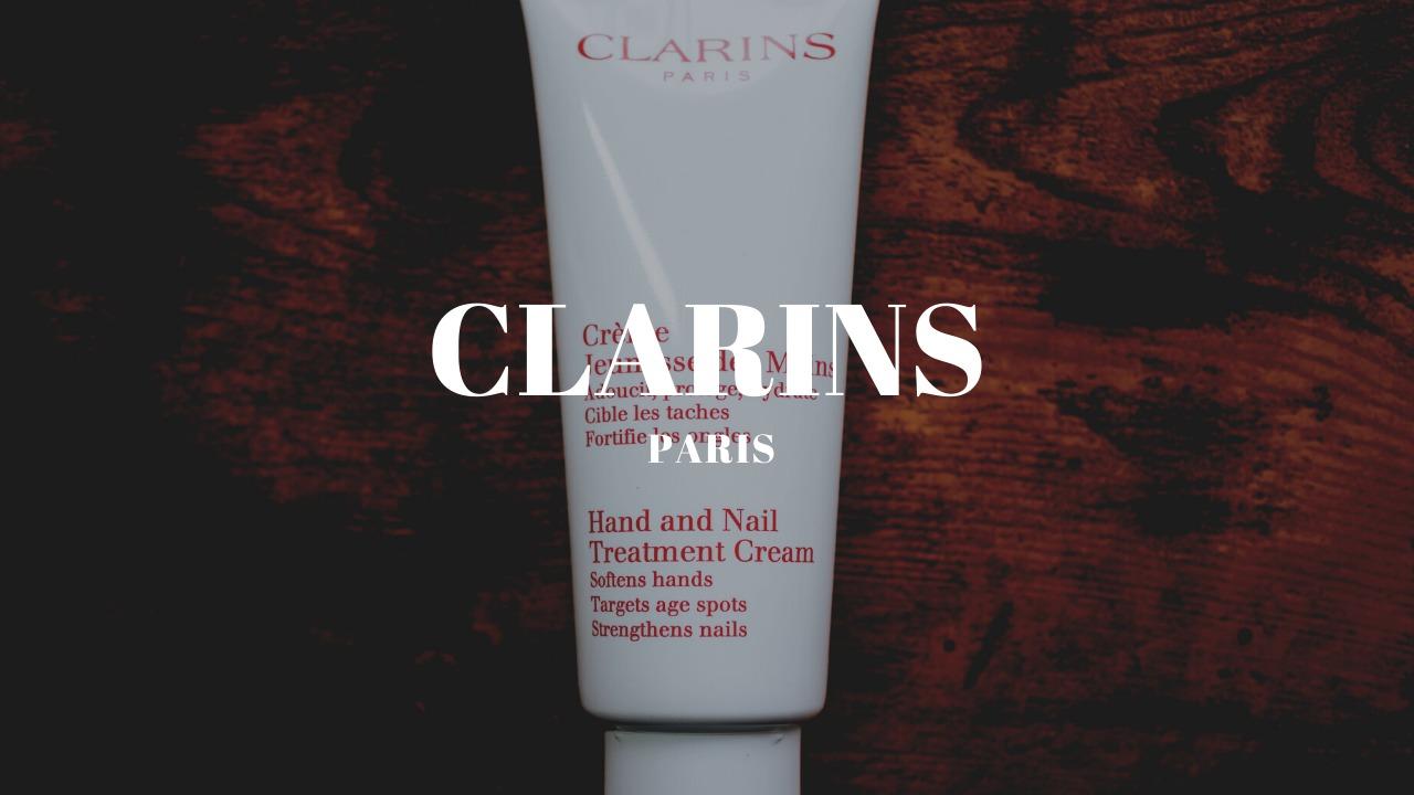 CLARINS(クラランス) 爪まで潤す「ハンド/ネイル トリートメント クリーム」購入レビュー