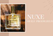 NUXE(ニュクス)|男性も使える万能ヘアオイル「プロディジュー オイル 50ml」レビュー