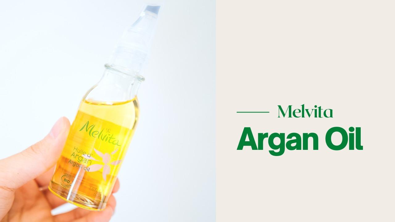Melvita(メルヴィータ)|乾燥肌・毛穴改善「ビオオイル アルガンオイル」2カ月使用後の効果レビュー