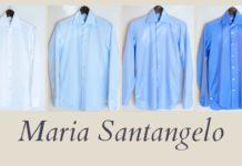 Maria Santangelo(マリア・サンタンジェロ)|ドレスシャツ4着を購入レビュー(ブロード、ツイル)