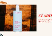CLARINS(クラランス)|甘い香りで全身を保湿。「ボディスムージングモイスチャーミルク」レビュー