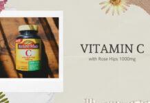 ネイチャーメイド|ビタミンC サプリメント(1000mg、100日分) 効果レビュー