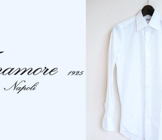Finamore(フィナモレ)|ALUMO(アルモ)社のブロード生地を使ったドレスシャツ 購入レビュー