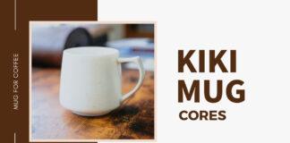 cores(コレス)|アロマ香るお洒落なコーヒーマグ「KIKI MUG(キキマグ) C811」レビュー