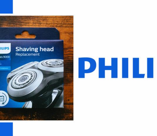 PHILIPS(フィリップス)|電機シェーバー9000シリーズの刃を交換してみた「SH90/81」