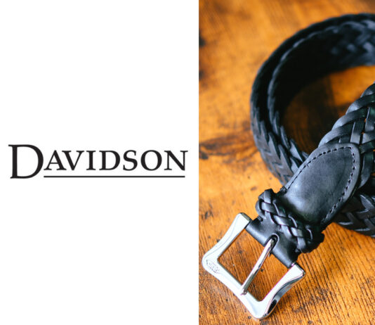 J&M DAVIDSON(J&M デヴィッドソン)|メッシュベルト(30m)購入レビュー