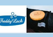 Freddy Leck(フレディ レック)|ドイツ製の豚毛ランドリーブラシでお気に入りの服を洗濯