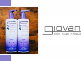 【レビュー】giovanni(ジョバンニ)|ダメージヘア用シャンプー&コンディショナー