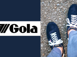 Gola(ゴーラ)|英国製の本革スエードスニーカー「TRACK SUEDE 317」レビュー