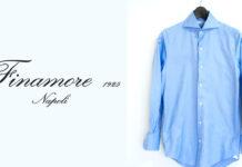 Finamore(フィナモレ)|オックスフォードドレスシャツ「MILANO×SIMONE」購入レビュー
