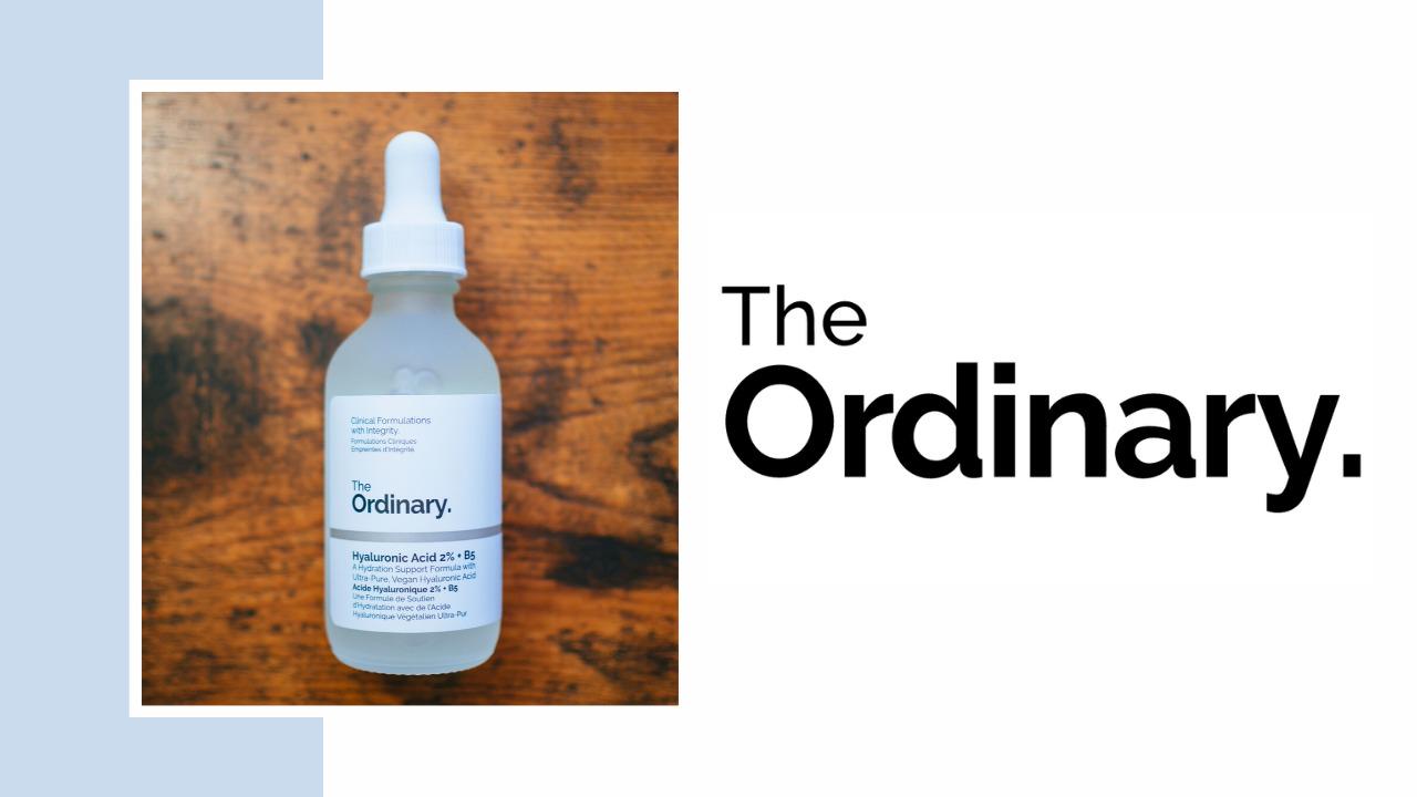 【レビュー】The Ordinary ヒアルロン酸で肌を超保湿!「Hyaluronic Acid 2% + B5」