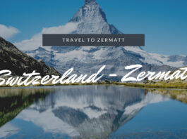 スイス|夏のツェルマット観光。「逆さマッターホルン」の湖を巡るトレッキング