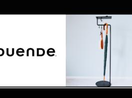 【レビュー】DUENDE(デュエンデ)|お洒落でシンプルな傘立て「TILL アンブレラスタンド」