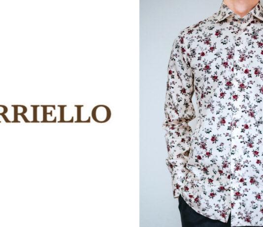 BORRIELLO(ボリエッロ)|ハンドメイドのフラワープリント(花柄)シャツ購入レビュー