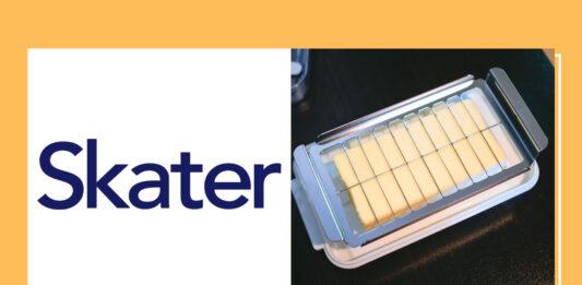 【レビュー】手を汚さず保存して使える「ステンレスカッター式 バターケース」